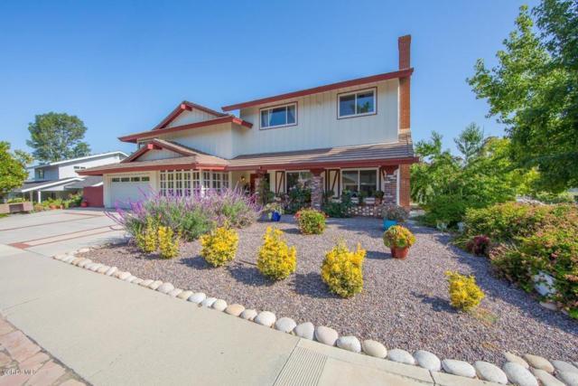 305 Massey Street, Thousand Oaks, CA 91360 (#217007736) :: Eric Evarts Real Estate Group