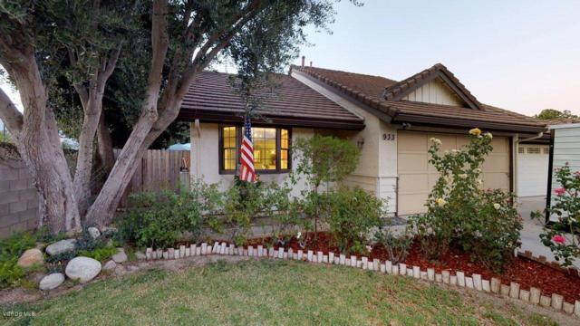 933 Oakdale Lane, Fillmore, CA 93015 (#217011003) :: California Lifestyles Realty Group
