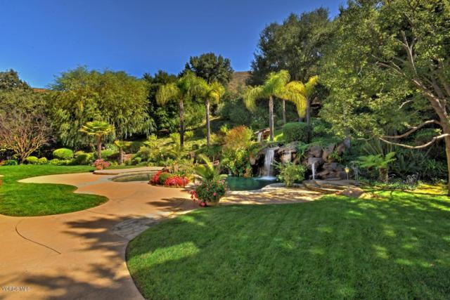 518 Lakeview Canyon Road, Westlake Village, CA 91362 (#217012462) :: California Lifestyles Realty Group