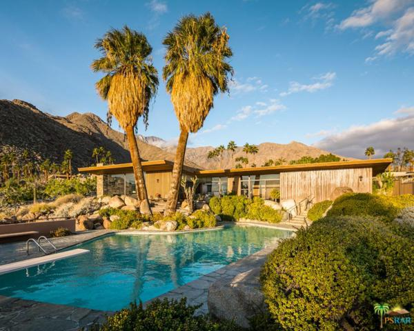 1030 W Cielo Drive, Palm Springs, CA 92262 (#17282364PS) :: TruLine Realty