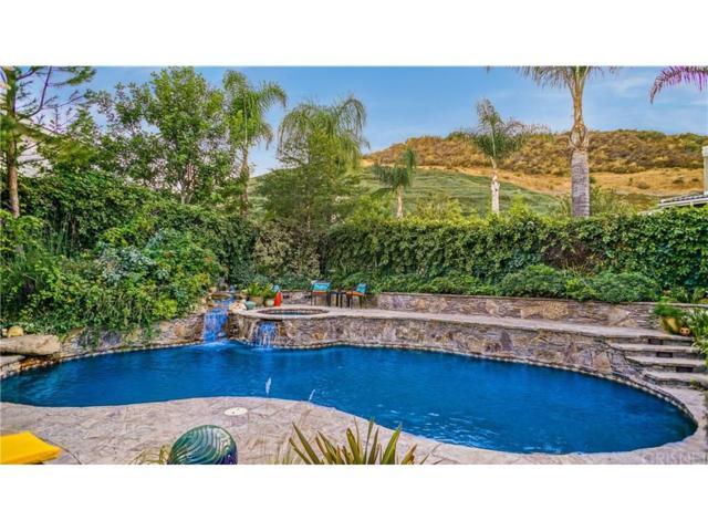 25930 Verandah Court, Stevenson Ranch, CA 91381 (#SR17240466) :: Paris and Connor MacIvor