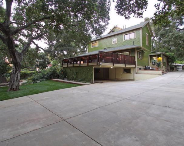 3438 Vosburg Street, Pasadena, CA 91107 (#318000043) :: The Fineman Suarez Team