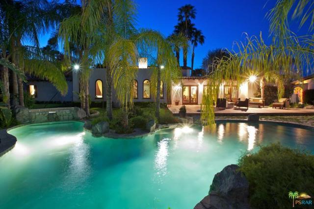 495 Camino Norte, Palm Springs, CA 92262 (#18300598PS) :: TruLine Realty