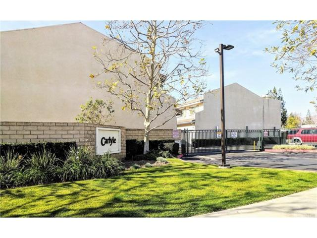 9001 Owensmouth Avenue #12, Canoga Park, CA 91304 (#SR18009255) :: The Fineman Suarez Team