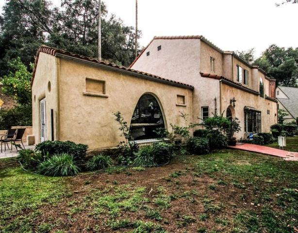 2644 E Chevy Chase Drive, Glendale, CA 91206 (#318000195) :: Golden Palm Properties