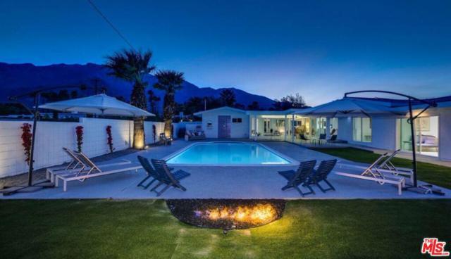 185 W Santa Catalina Road, Palm Springs, CA 92262 (#18306146) :: Lydia Gable Realty Group