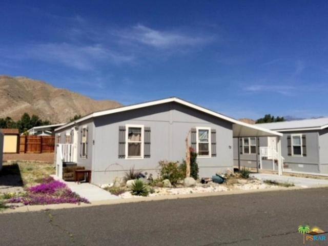 22840 Sterling Avenue #73, Palm Springs, CA 92262 (#18312308PS) :: Paris and Connor MacIvor