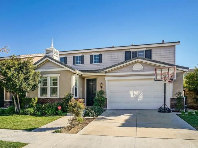 19736 Ellis Henry Court, Newhall, CA 91321 (#SR18036832) :: Paris and Connor MacIvor