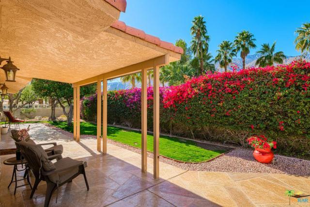 1111 N Avenida Caballeros, Palm Springs, CA 92262 (#18319552PS) :: The Fineman Suarez Team