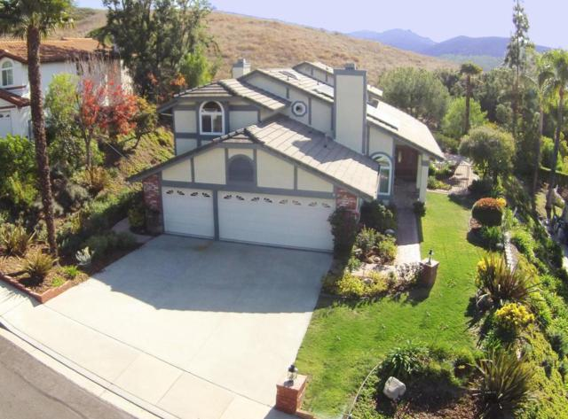 2801 Queens Way, Thousand Oaks, CA 91362 (#218002618) :: Lydia Gable Realty Group