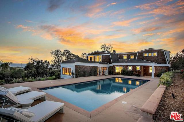 5920 Clover Heights Avenue, Malibu, CA 90265 (#18323760) :: TruLine Realty