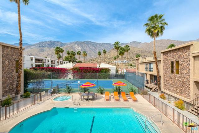 2727 S Sierra Madre #5, Palm Springs, CA 92264 (#18328064PS) :: Lydia Gable Realty Group