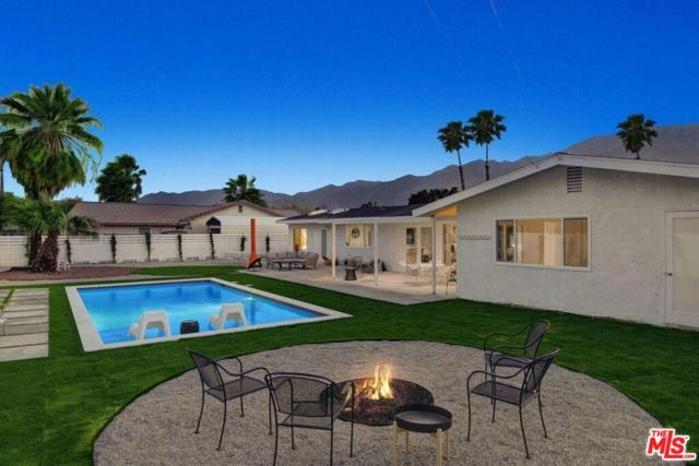 2332 N San Clemente Road, Palm Springs, CA 92262 (#18335816) :: TruLine Realty