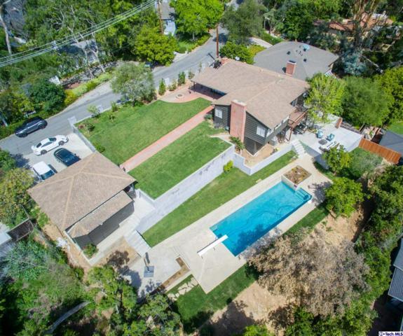 1430 Arroyo View Drive, Pasadena, CA 91103 (#318001553) :: Lydia Gable Realty Group