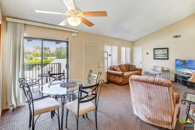 1150 E Amado Road 20B2, Palm Springs, CA 92262 (#18339642PS) :: Lydia Gable Realty Group