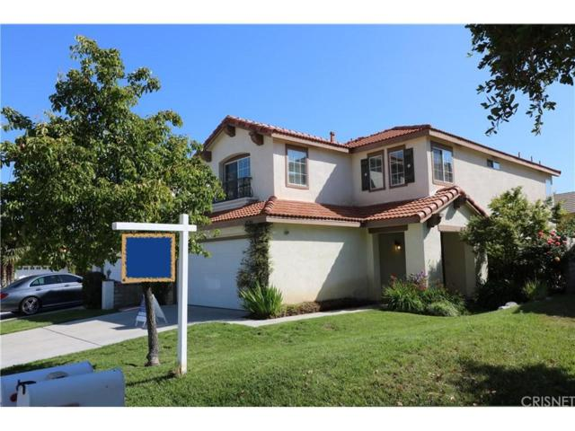 25706 Hammet Circle, Stevenson Ranch, CA 91381 (#SR18137412) :: Paris and Connor MacIvor