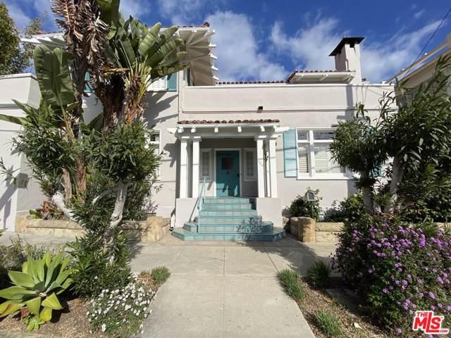 120 Chapala St, Santa Barbara, CA 93101 (MLS #18-365540) :: Zwemmer Realty Group