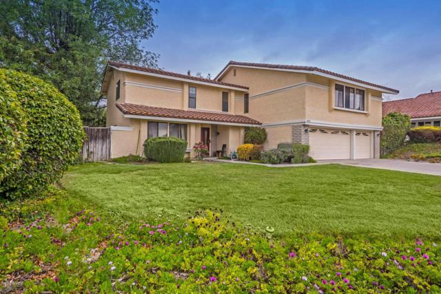 3522 N Quarzo Circle, Thousand Oaks, CA 91362 (#218009943) :: Desti & Michele of RE/MAX Gold Coast