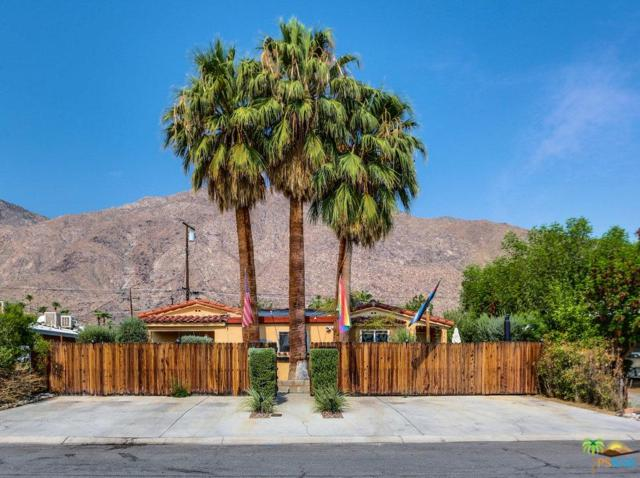 583 S Calle Abronia, Palm Springs, CA 92264 (#18377514PS) :: Fred Howard Real Estate Team