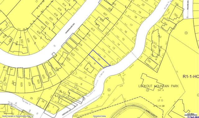 9041 W Crescent Drive, Hollywood Hills, CA 90046 (#318003507) :: Golden Palm Properties