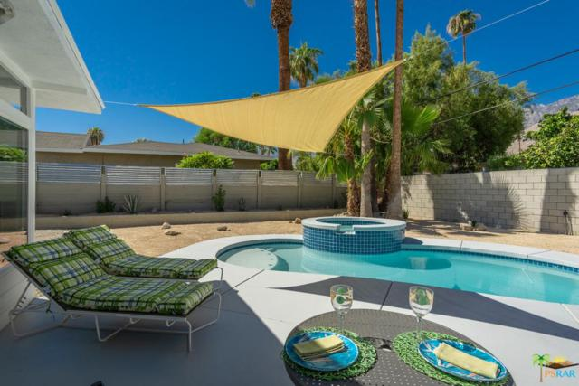 1245 S Sunrise Way, Palm Springs, CA 92264 (#18381460PS) :: Desti & Michele of RE/MAX Gold Coast