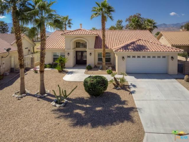 9431 Clubhouse Boulevard, Desert Hot Springs, CA 92240 (#18394508PS) :: The Fineman Suarez Team