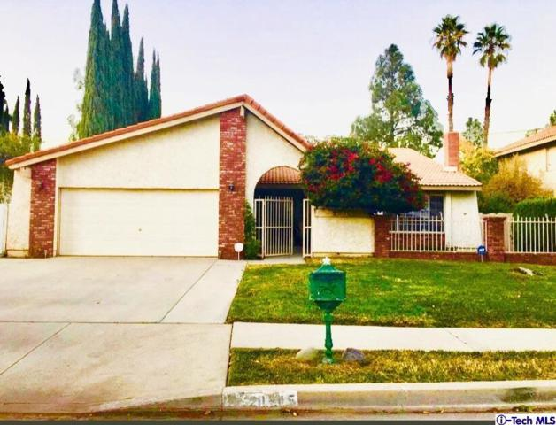 21315 Kingsbury Street, Chatsworth, CA 91311 (#318004328) :: Paris and Connor MacIvor