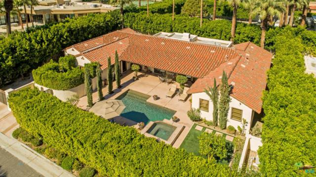 420 W Canyon Place, Palm Springs, CA 92262 (#18396138PS) :: The Agency