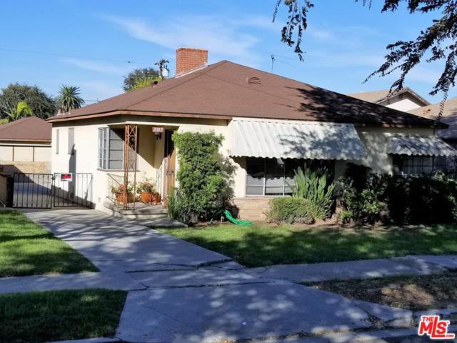 3317 W 81ST Street, Inglewood, CA 90305 (#18403862) :: Fred Howard Real Estate Team