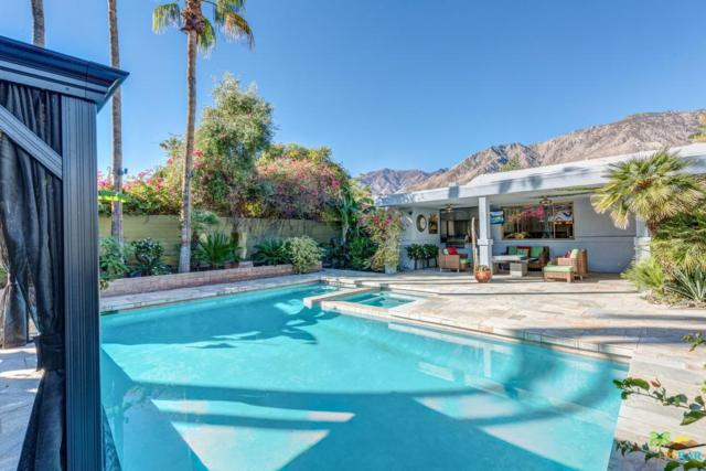 1006 Andreas Palms Drive, Palm Springs, CA 92264 (#18403650PS) :: Fred Howard Real Estate Team