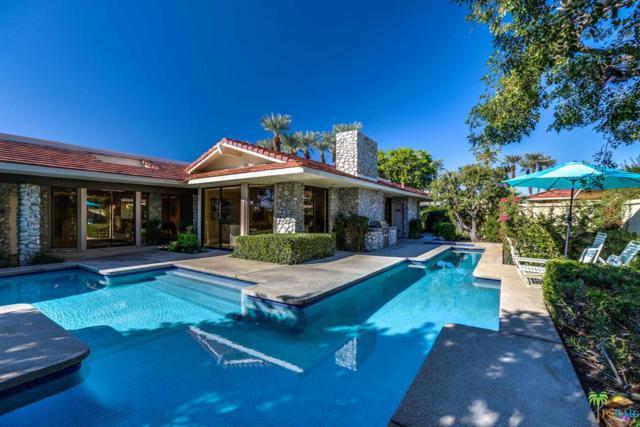 6 Creekside Drive, Rancho Mirage, CA 92270 (#18394618PS) :: The Fineman Suarez Team