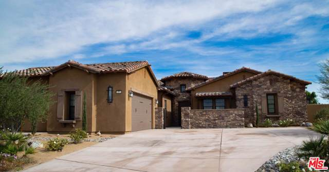 7 Alicante Circle, Rancho Mirage, CA 92270 (#19526168) :: Randy Plaice and Associates