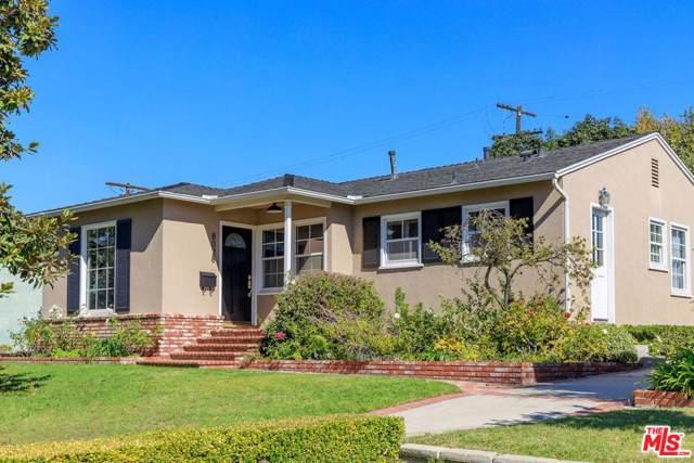 8028 Dunbarton Avenue, Los Angeles (City), CA 90045 (#19526684) :: Pacific Playa Realty