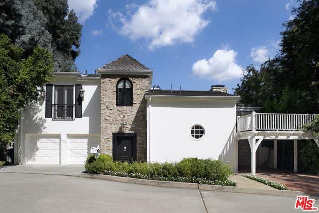 1740 La Fontaine Court, Beverly Hills, CA 90210 (MLS #19527552) :: The Sandi Phillips Team