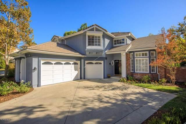 31766 Oak Ranch Court, Westlake Village, CA 91361 (#219013631) :: Randy Plaice and Associates