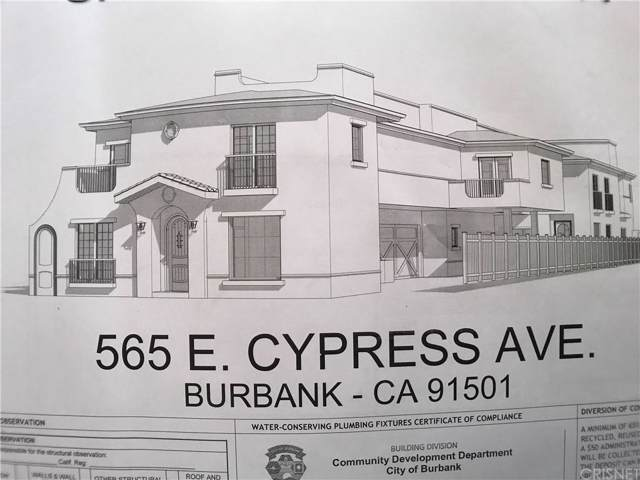 565 E Cypress Avenue, Burbank, CA 91501 (#SR19263191) :: Pacific Playa Realty