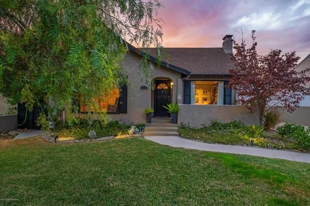 1521 N Dominion Avenue, Pasadena, CA 91104 (#819005307) :: TruLine Realty