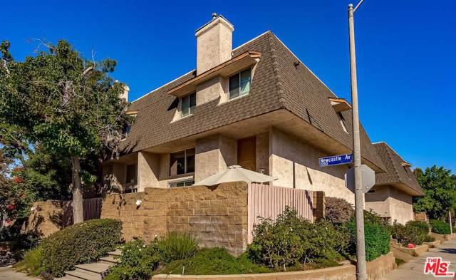 5236 Newcastle Avenue #2, Encino, CA 91316 (MLS #19533346) :: The Jelmberg Team