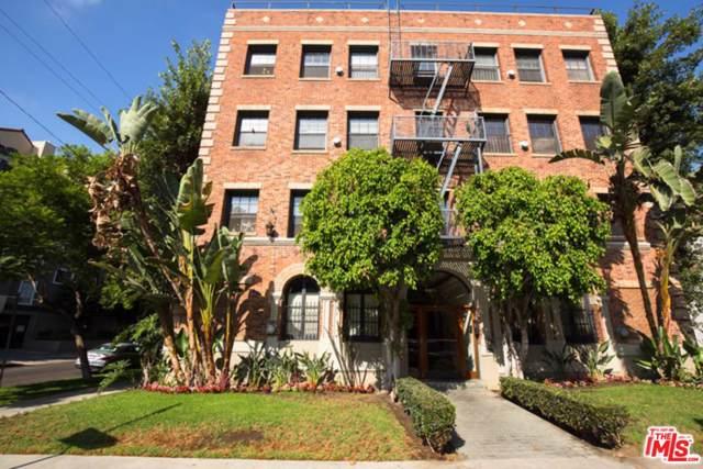 361 S Detroit Street #106, Los Angeles (City), CA 90036 (#19534214) :: The Agency