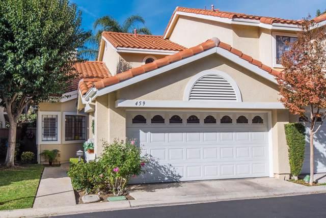 459 Lorenzo Drive, Oak Park, CA 91377 (#219014812) :: Randy Plaice and Associates