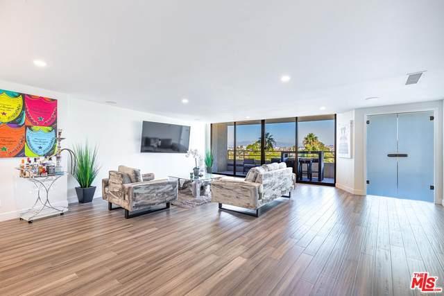 4337 Marina City Dr #349, Marina Del Rey, CA 90292 (MLS #20-541184) :: The John Jay Group - Bennion Deville Homes
