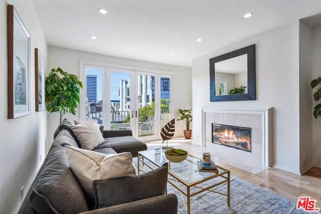 1650 Veteran Avenue #202, Los Angeles (City), CA 90024 (#20542624) :: Randy Plaice and Associates