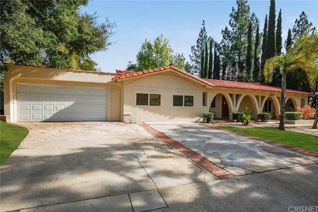 10710 Melvin Avenue, PORTER RANCH, CA 91326 (#SR20011353) :: Randy Plaice and Associates