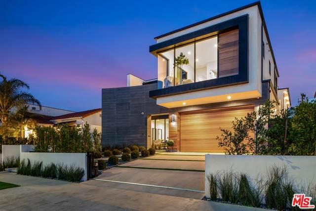 538 N Alta Vista, Los Angeles (City), CA 90036 (#20552014) :: The Pratt Group