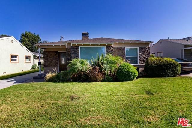 14337 Martha St, Sherman Oaks, CA 91401 (MLS #20-554134) :: Hacienda Agency Inc