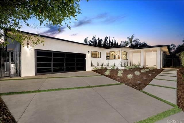 3221 Elvido Drive, Brentwood (La), CA 90049 (#SR20038452) :: The Suarez Team