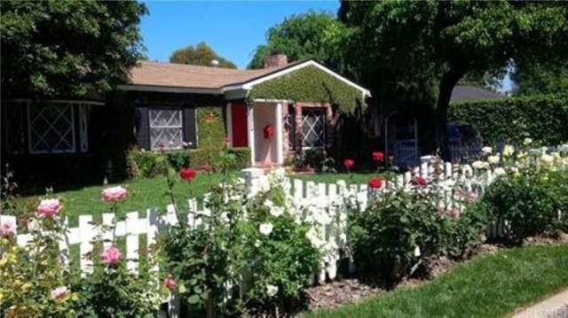 14911 Greenleaf Street, Sherman Oaks, CA 91403 (#SR20064372) :: Randy Plaice and Associates