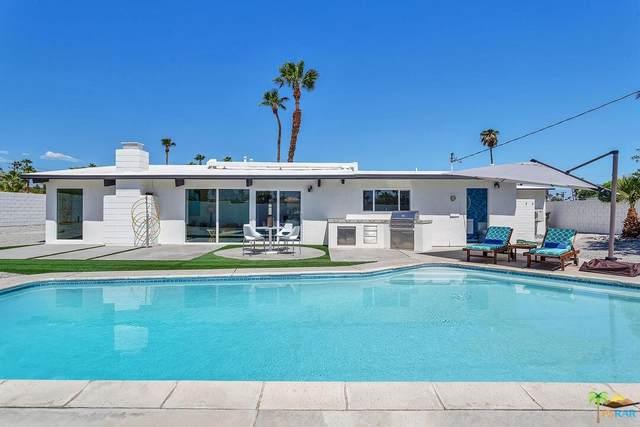 411 E Racquet Club Rd, Palm Springs, CA 92262 (MLS #21-780688) :: Mark Wise | Bennion Deville Homes