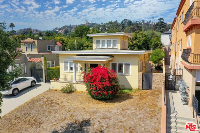 4721 Ambrose Ave, Los Angeles, CA 90027 (#21-785720) :: Compass