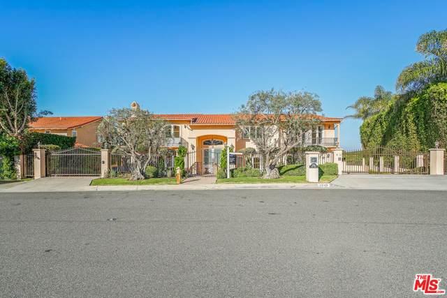 1549 Via Lopez, Palos Verdes Estates, CA 90274 (#21-787654) :: The Bobnes Group Real Estate